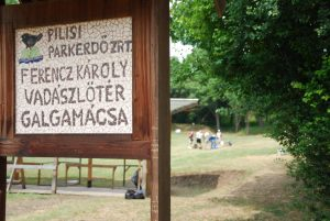 WM Parcours, Ungarn, Galgamácsa